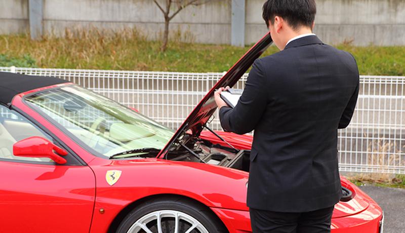 全国のフェラーリ販売店と連携